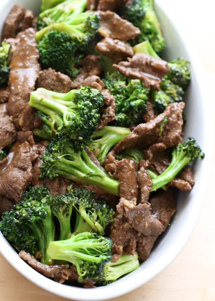 Chinese Beef And Broccoli  Better Than Take Out Beef and Broccoli Stir Fry