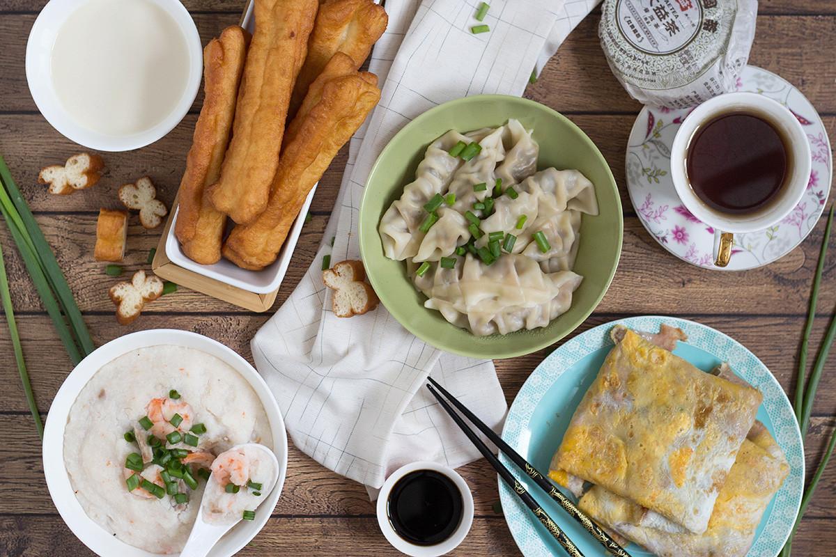 Chinese Breakfast Recipe  Chinese Breakfast chinese Cuisine Breakfast