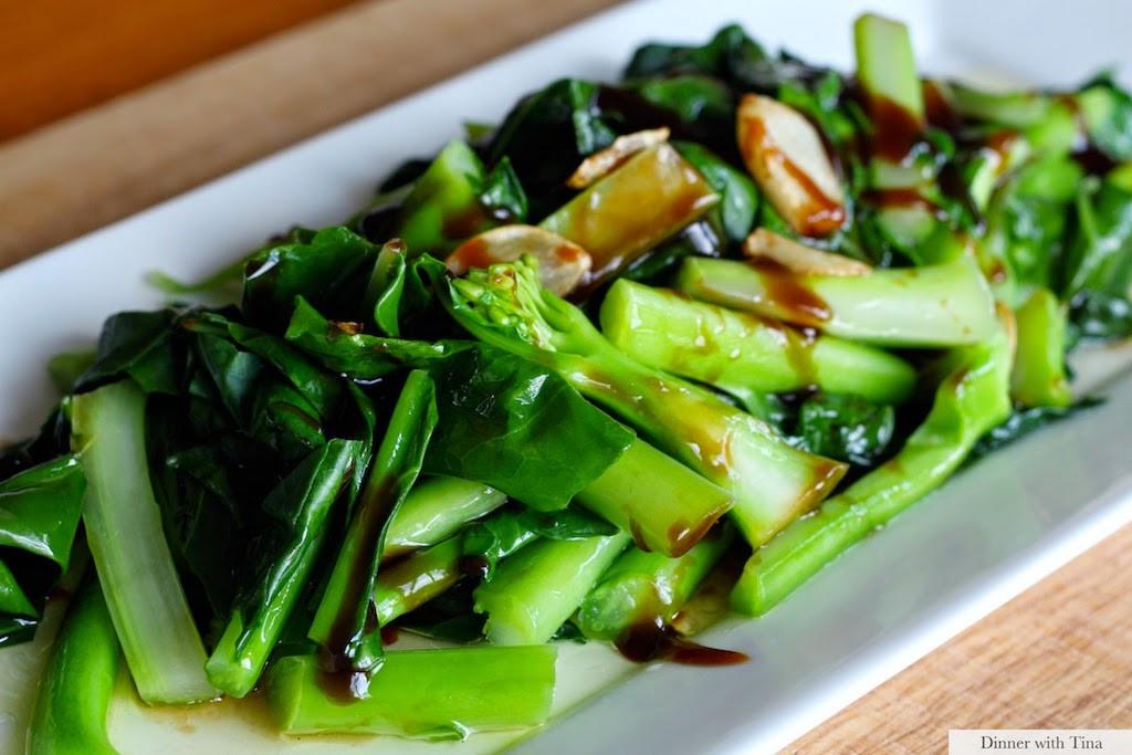 Chinese Broccoli Recipe  Chinese Broccoli Recipes Gai Lan Recipe — Dishmaps