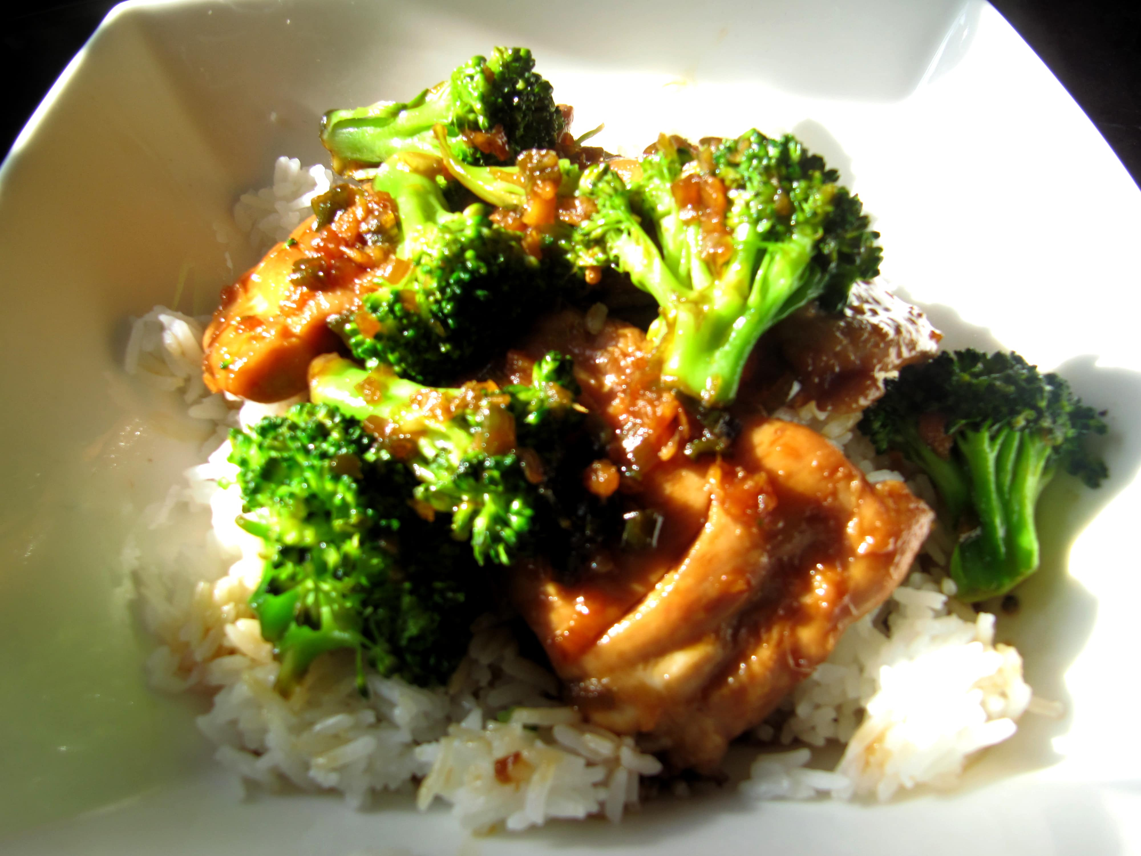 Chinese Chicken And Broccoli  Chinese Chicken & Broccoli Erren s Kitchen