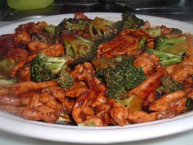 Chinese Chicken And Broccoli Recipe  Chicken with Broccoli