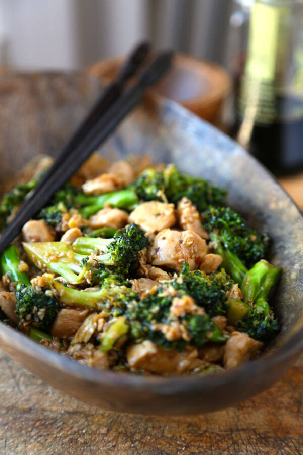 Chinese Chicken And Broccoli Recipe  Easy Chicken Broccoli Stir Fry Pickled Plum Food And Drinks