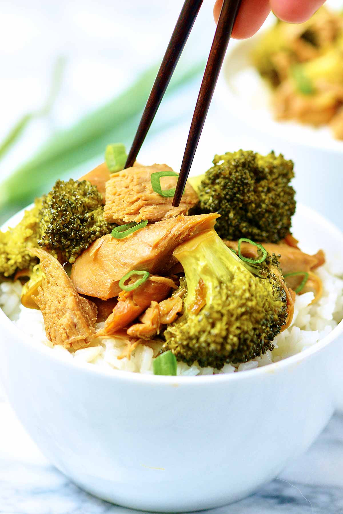 Chinese Chicken And Broccoli Recipe  Crockpot Chicken and Broccoli Recipe Healthy Chinese Chicken