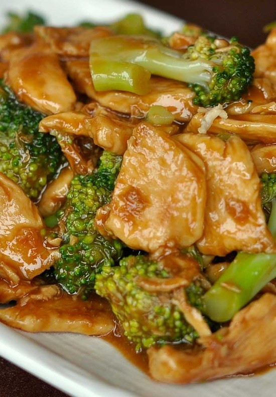Chinese Chicken And Broccoli Recipe  Chicken and Broccoli Stir Fry STL Cooks