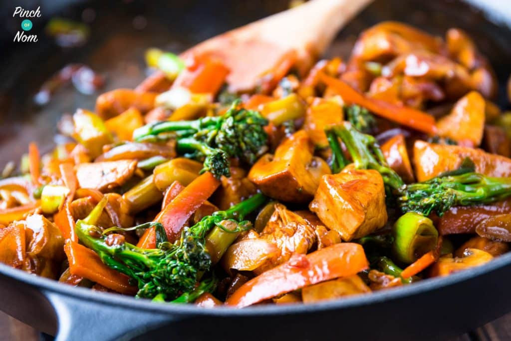 Chinese Chicken And Broccoli Recipe  Syn Free Chinese Chicken and Broccoli