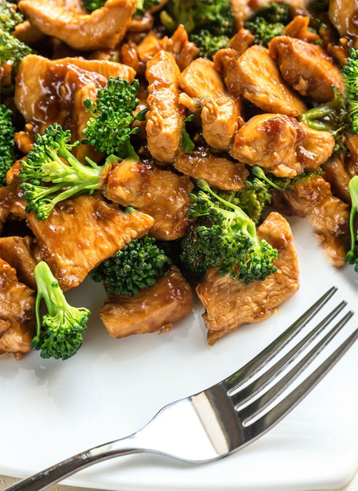 Chinese Chicken And Broccoli  Chinese Chicken and Broccoli Erren s Kitchen