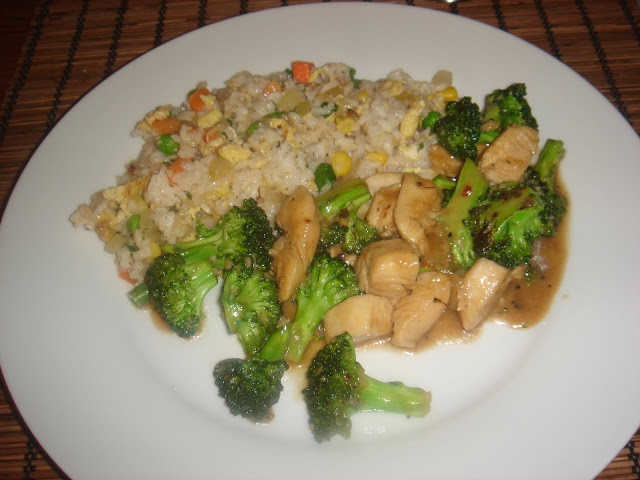 Chinese Chicken And Broccoli  The New Chef s Journal Chinese chicken and broccoli