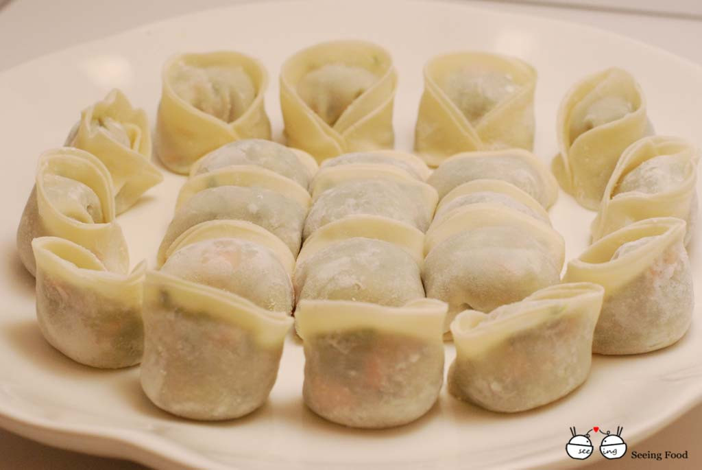 Chinese Chicken Dumplings  Mom s cookbook