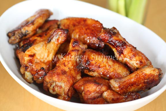 Chinese Chicken Wings  My Kitchen Snippets Oven Baked Chinese Five Spice Chicken