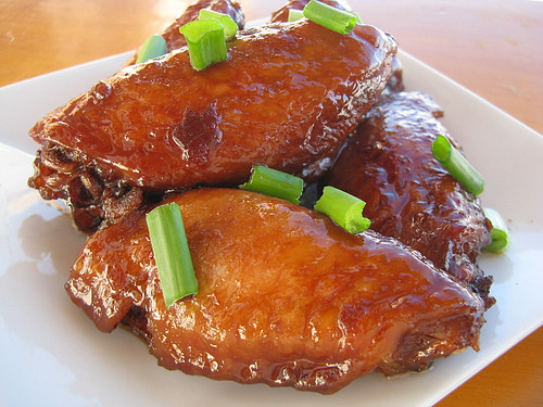 Chinese Chicken Wings  Chinese Chicken Wings Recipe Chinese Food Recipes 中餐食谱