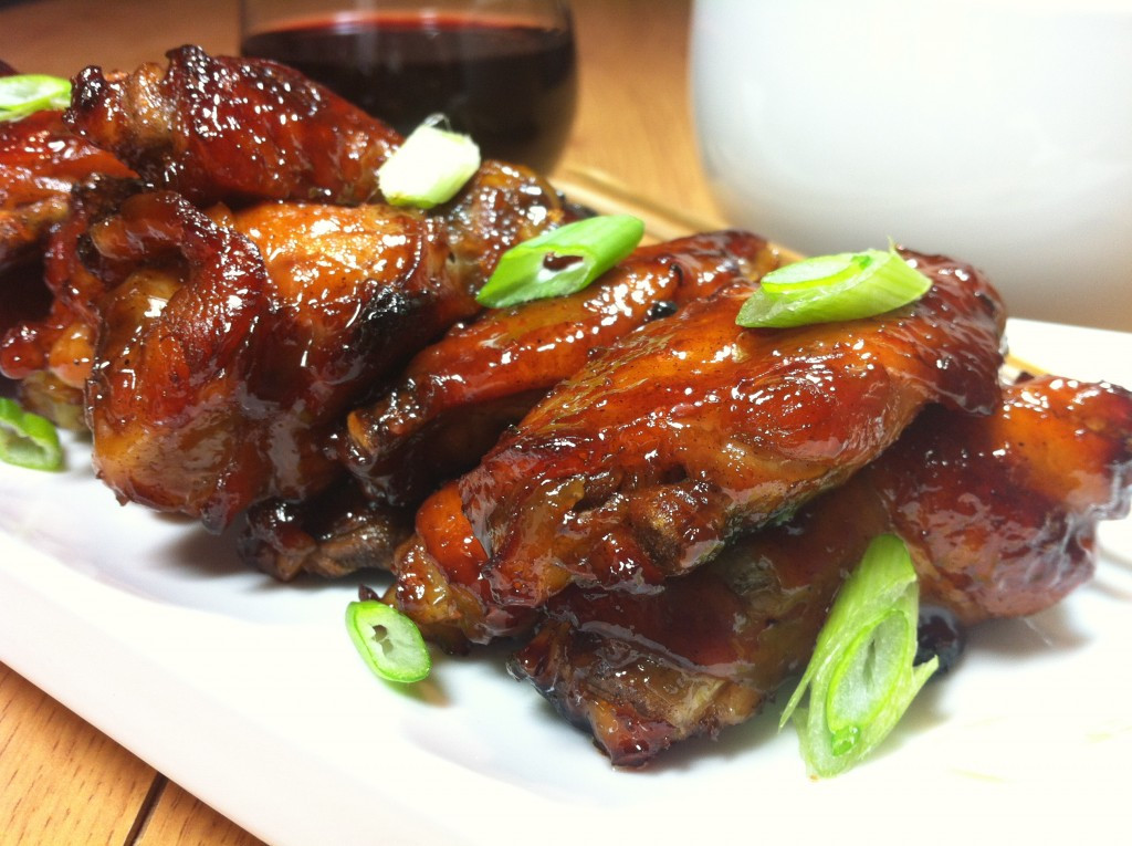 Chinese Chicken Wings  style chicken wings