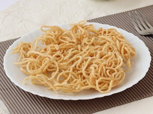Chinese Crispy Noodles  Crispy Fried Noodles Recipe
