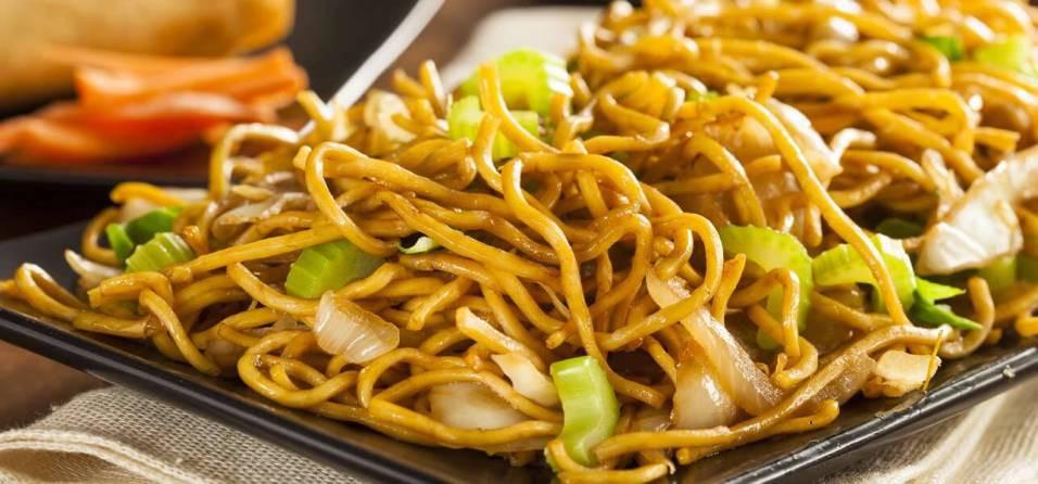 Chinese Egg Noodles  Melbourne Night Noodle Markets