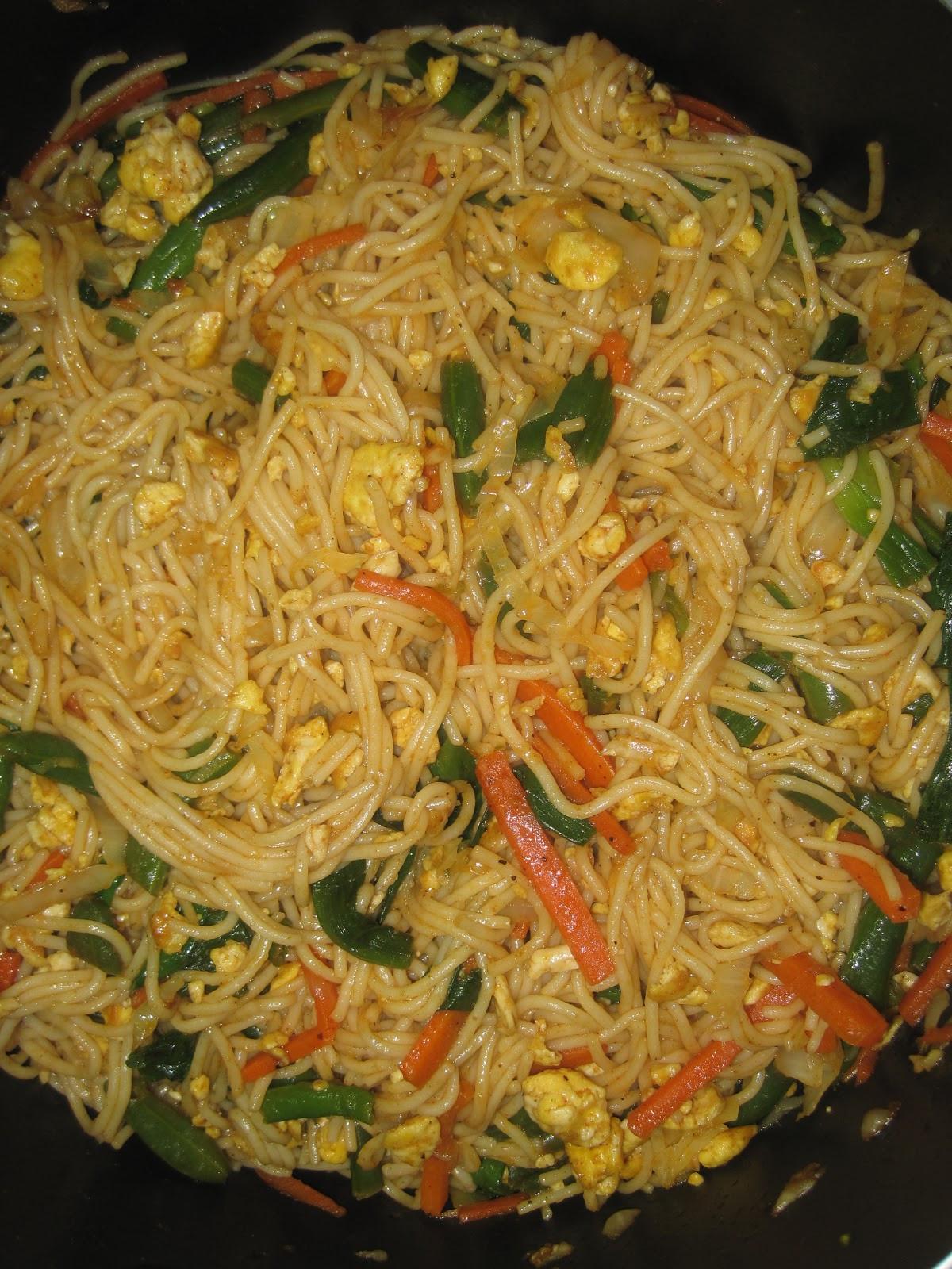 Chinese Egg Noodles  Ruchimayam Chinese Egg Noodles