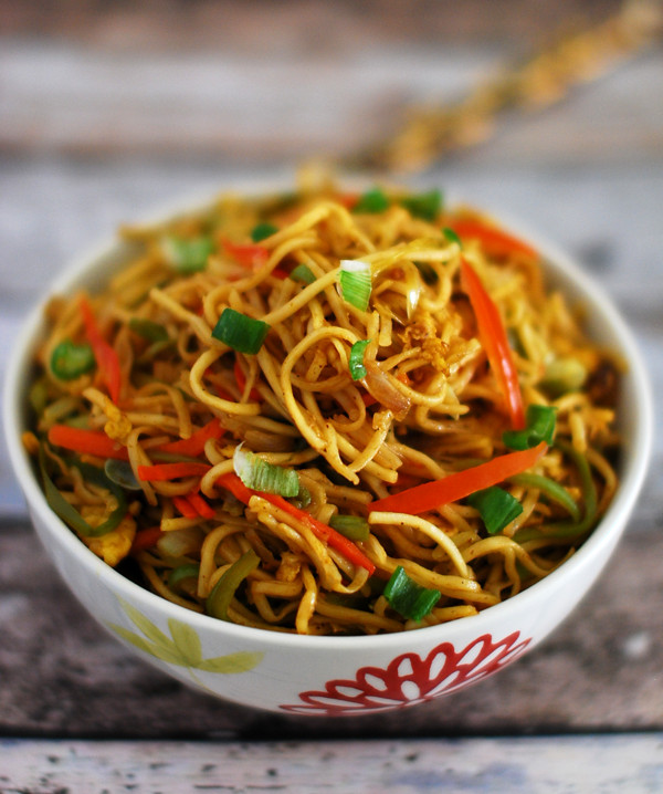 Chinese Egg Noodles Recipe  Ve able And Egg Hakka Noodles Recipe List SaleWhale