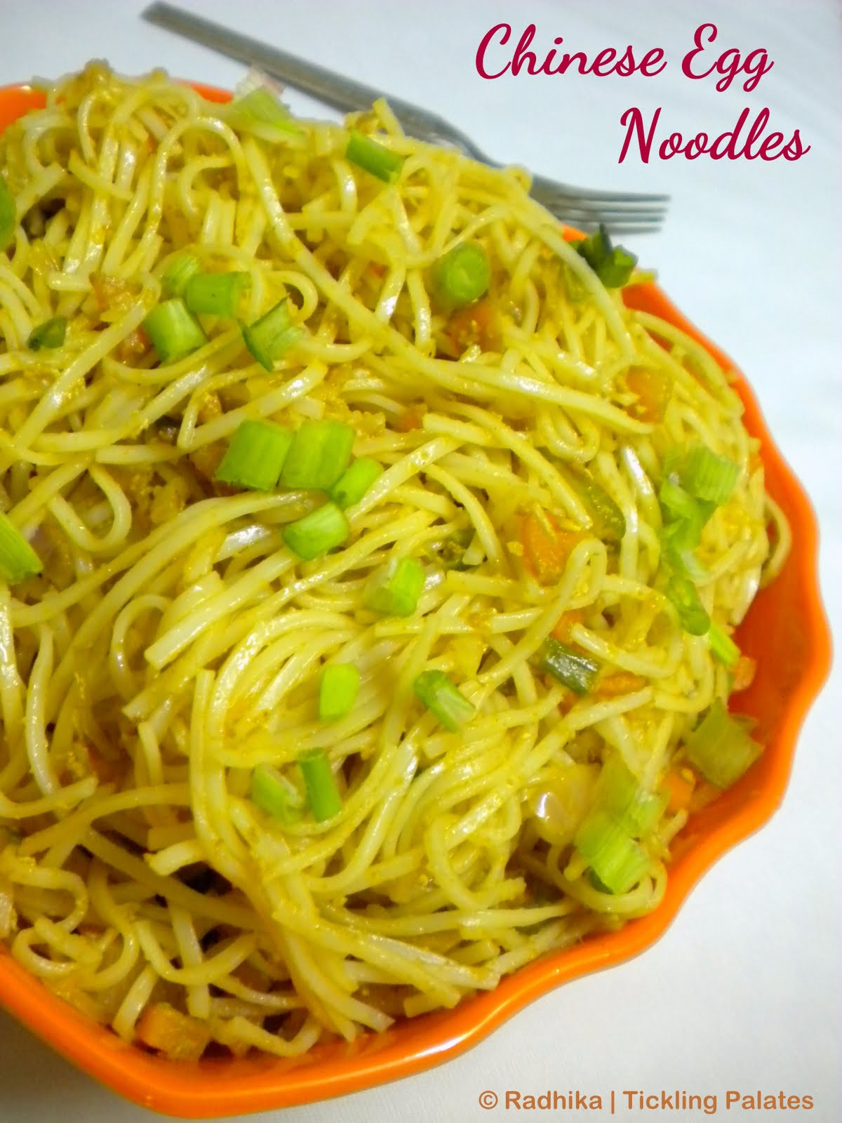 Chinese Egg Noodles Recipe  Chinese Egg Noodles