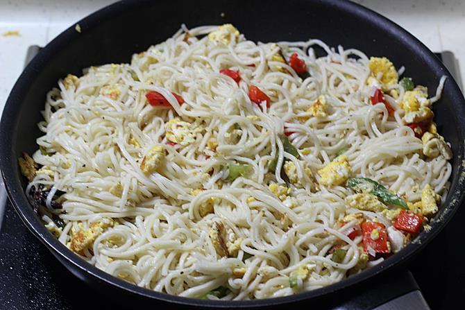 Chinese Egg Noodles Recipe  Egg noodles recipe
