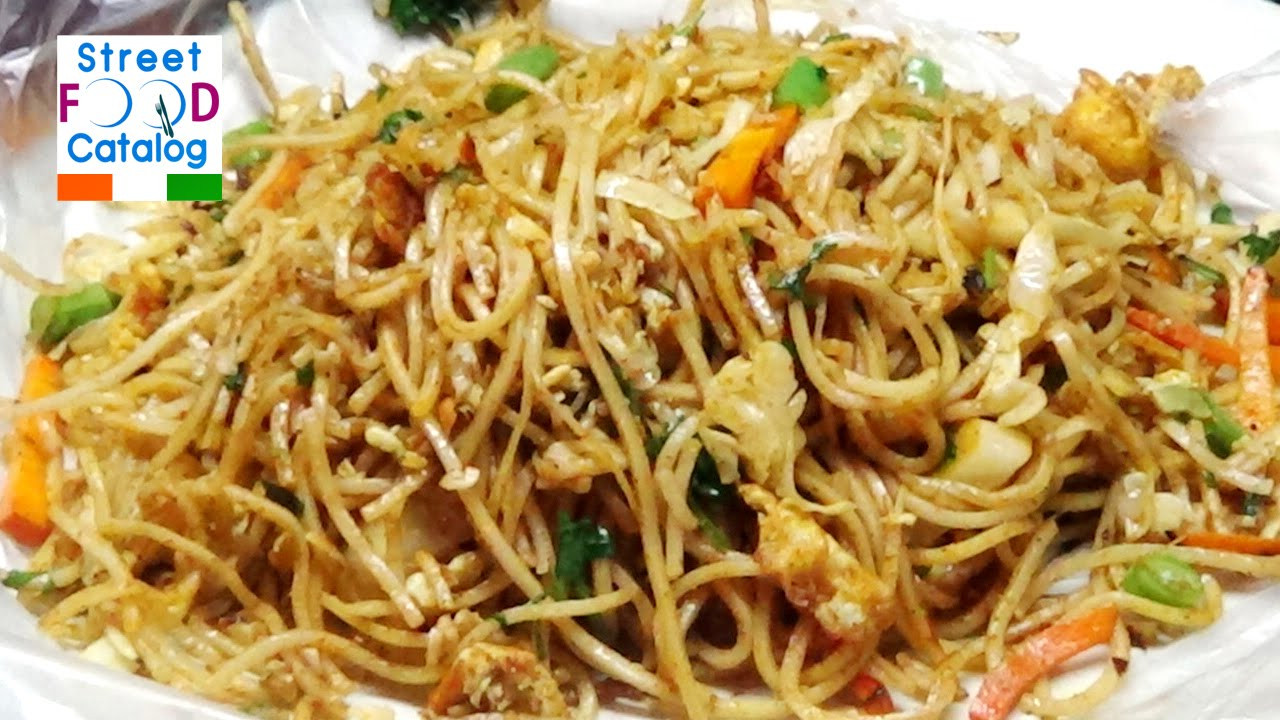 Chinese Egg Noodles Recipe  egg noodle recipes easy