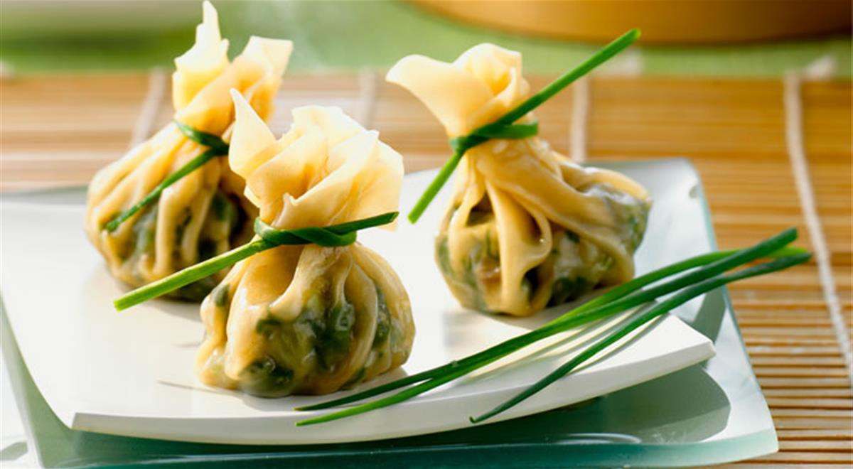 Chinese Food Appetizers  Recipes How to Make Ve arian Dim Sum at Home