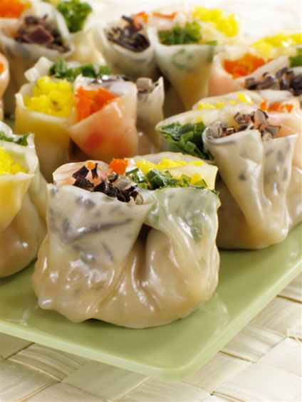 Chinese Food Appetizers  Siu mai which is also spelt shu mai is a Chinese dim sum