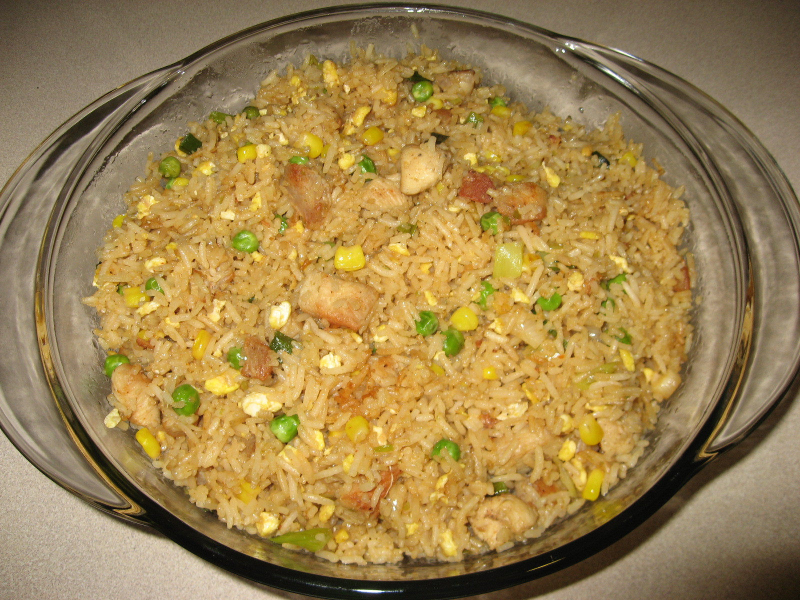 Chinese Fried Chicken  Chinese Rice kis kis ko khaney hain Virtual