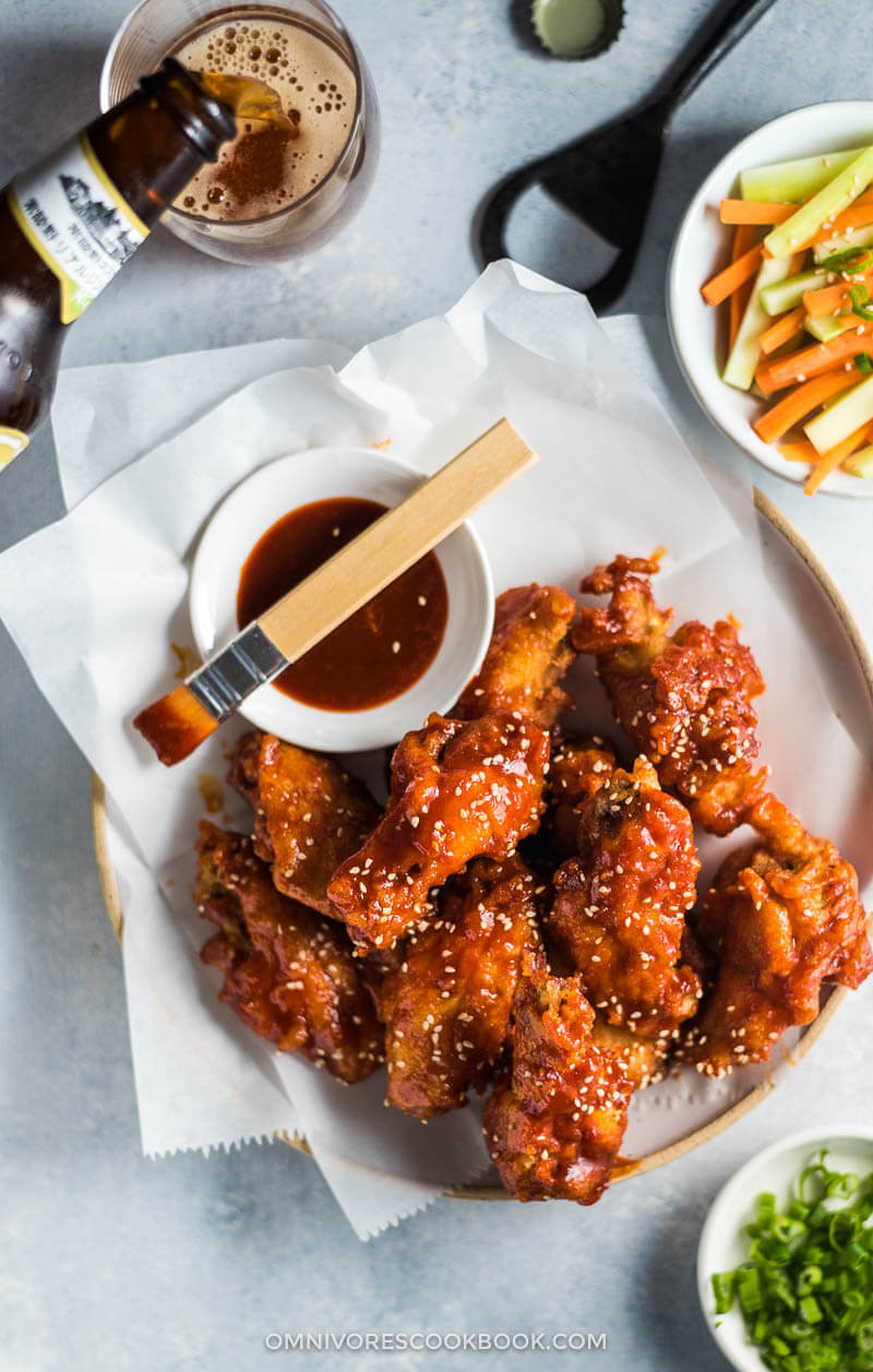 Chinese Fried Chicken  chinese deep fried chicken wings