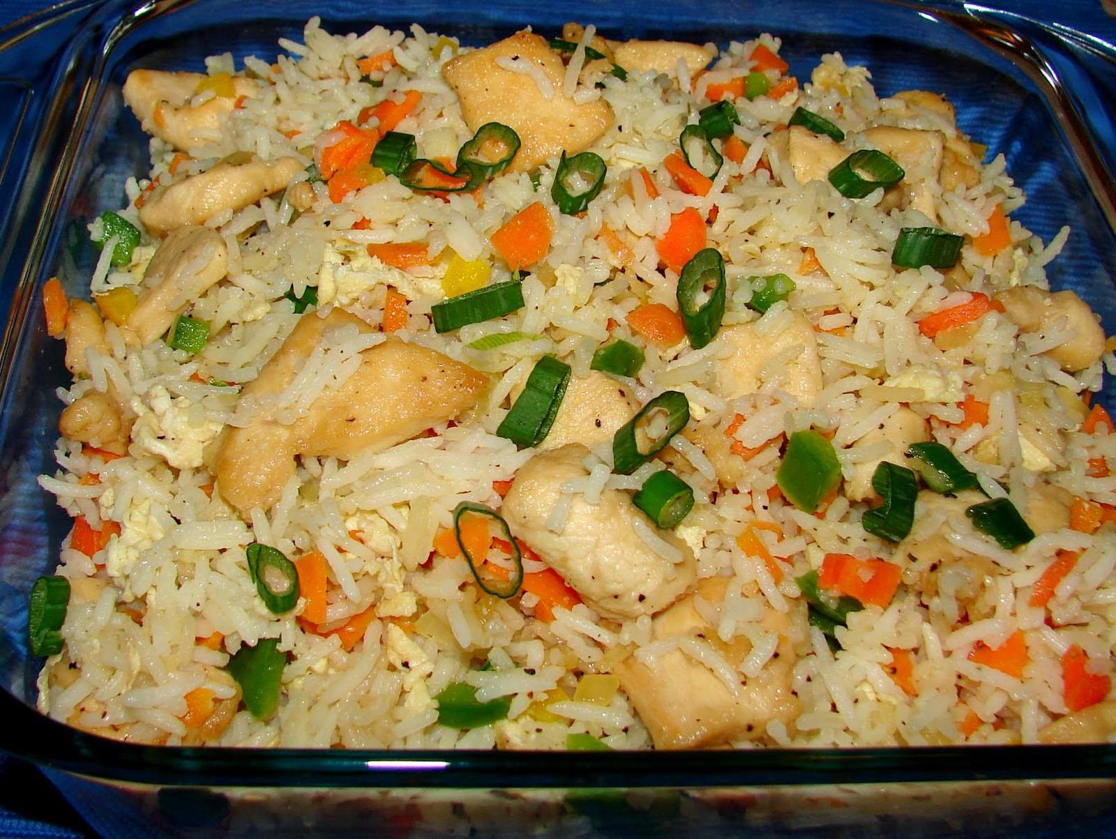 Chinese Fried Chicken  Chinese Chicken Fried Rice Recipe