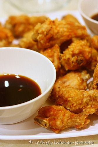 Chinese Fried Chicken  Fried chicken wings Wings and Chinese chicken wings on