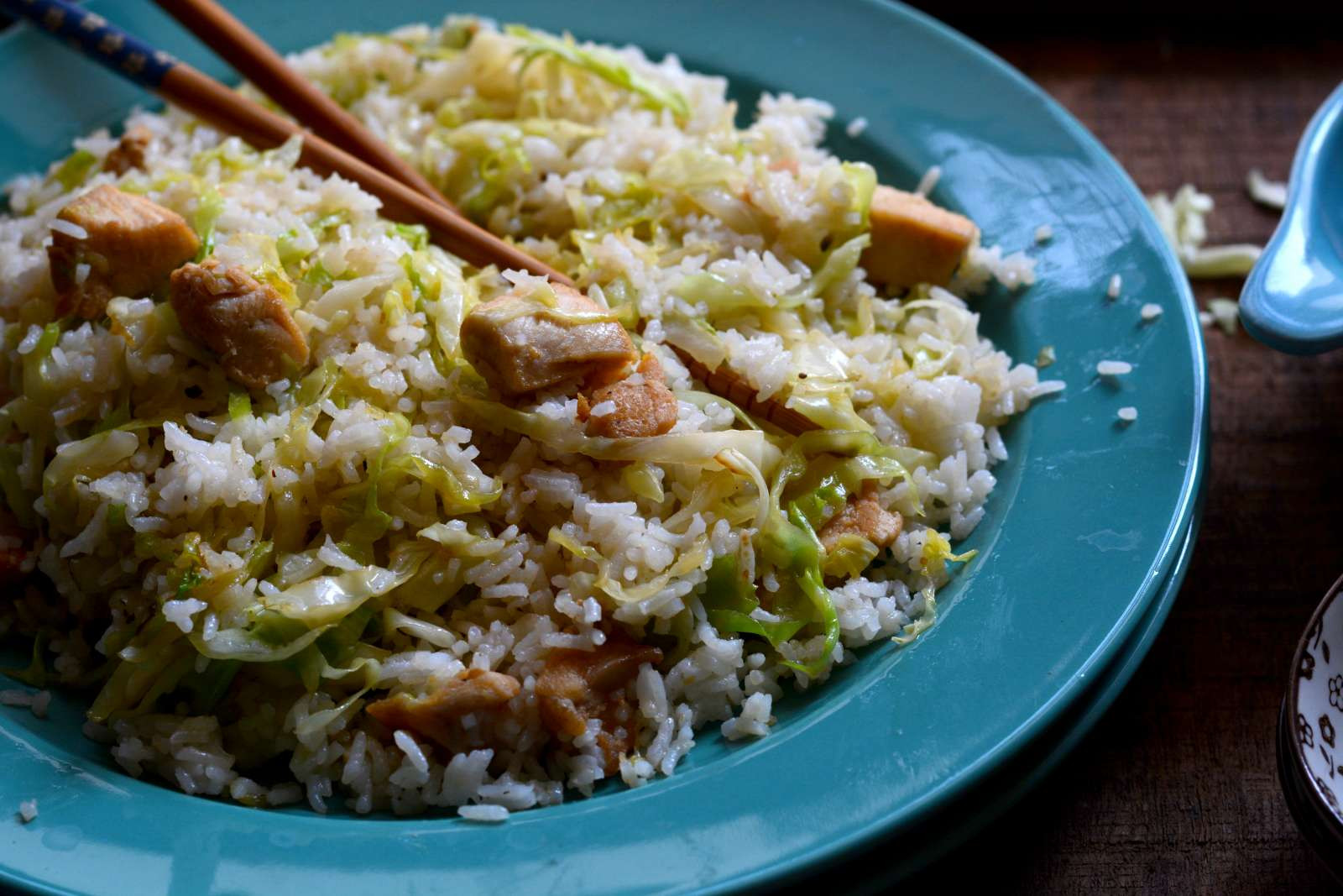 Chinese Fried Chicken  Chinese Fried Rice Recipe With Chicken And Shredded