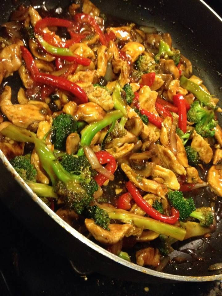 Chinese Fried Chicken  Best 25 Chinese chicken stir fry ideas on Pinterest