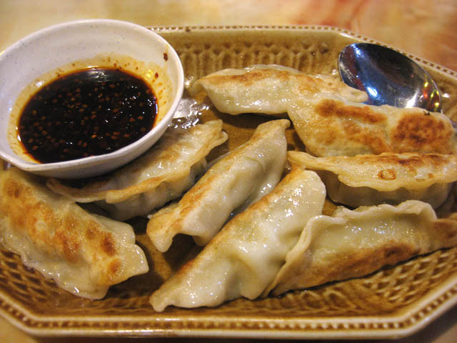 Chinese Fried Dumplings  Pan fried Dumplings Recipe — Dishmaps
