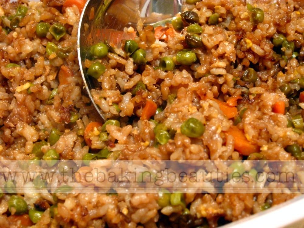 Chinese Fried Rice Restaurant Style  Restaurant Style Fried Rice Faithfully Gluten Free