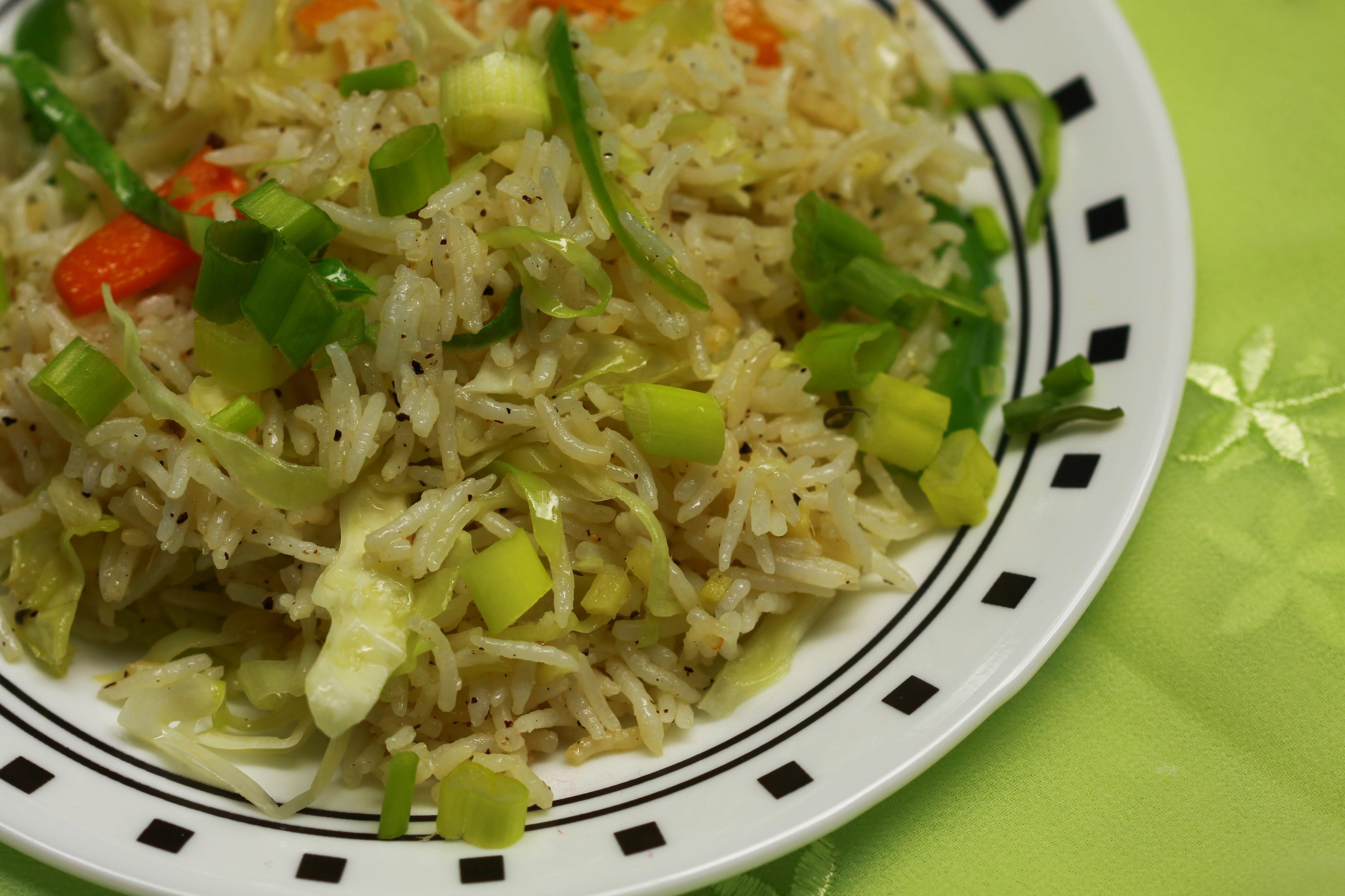 Chinese Fried Rice Restaurant Style  restaurant style chinese fried rice
