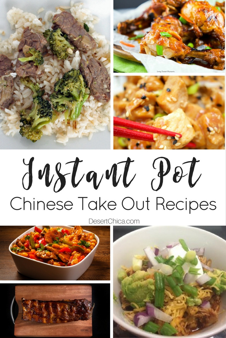 Chinese Instant Pot Recipes  30 Instant Pot Chinese Takeout Recipes
