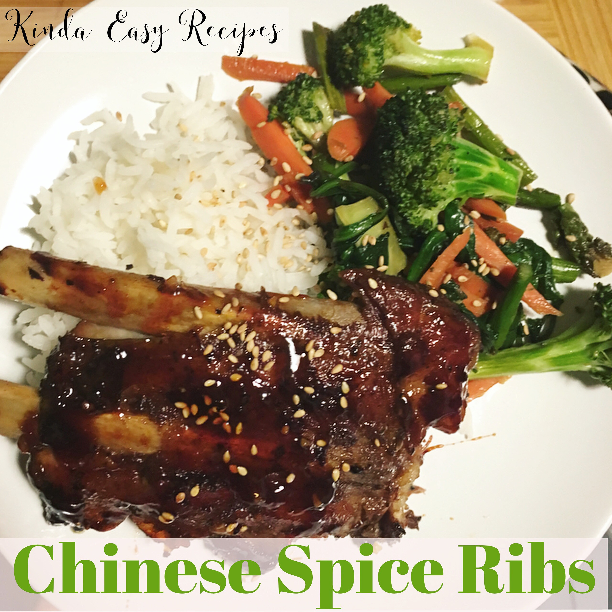 Chinese Instant Pot Recipes  Chinese 5 Spice Ribs