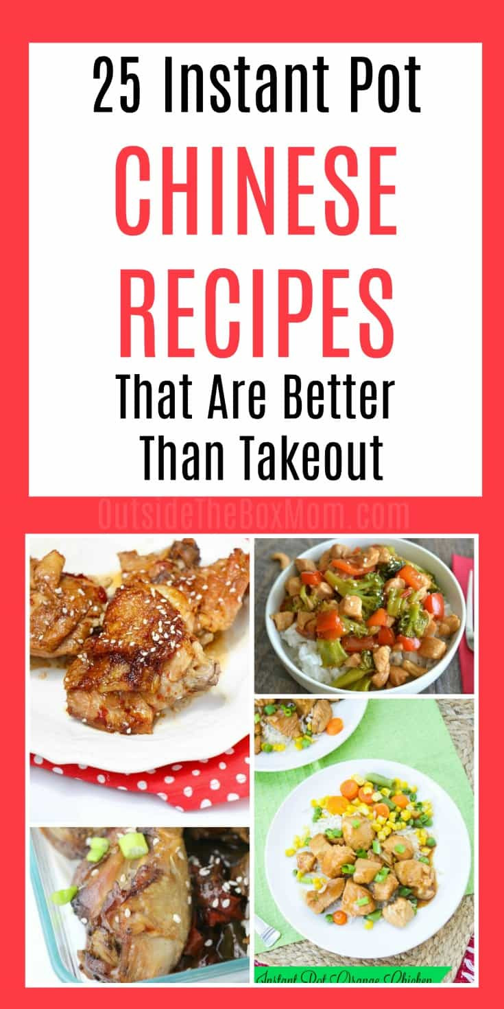 Chinese Instant Pot Recipes  25 Instant Pot Chinese Recipes That Are Better Than