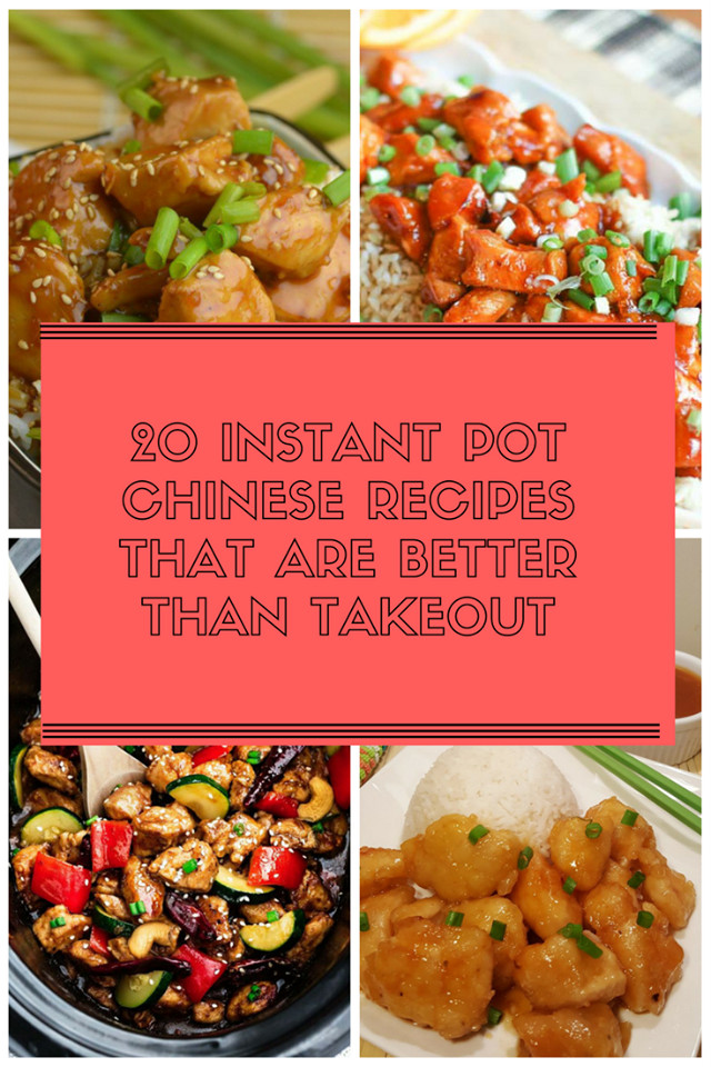 Chinese Instant Pot Recipes  20 Amazing Instant Pot Chinese Food Recipes Mom Saves Money