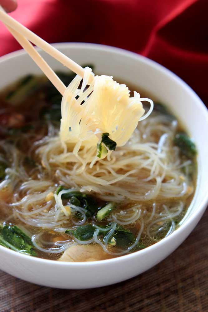 Chinese Noodle Soups Recipes  Asian Chicken Noodle Soup