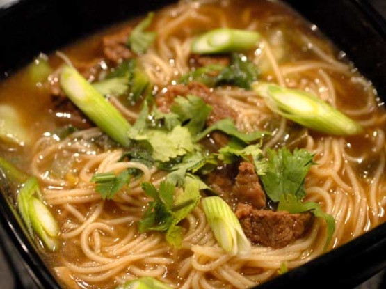 Chinese Noodle Soups Recipes  Chinese Cinnamon Beef Noodle Soup Recipe Chinese Genius