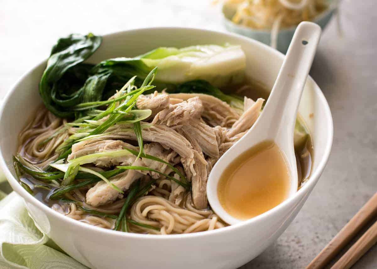 Chinese Noodle Soups Recipes  Chinese Noodle Soup