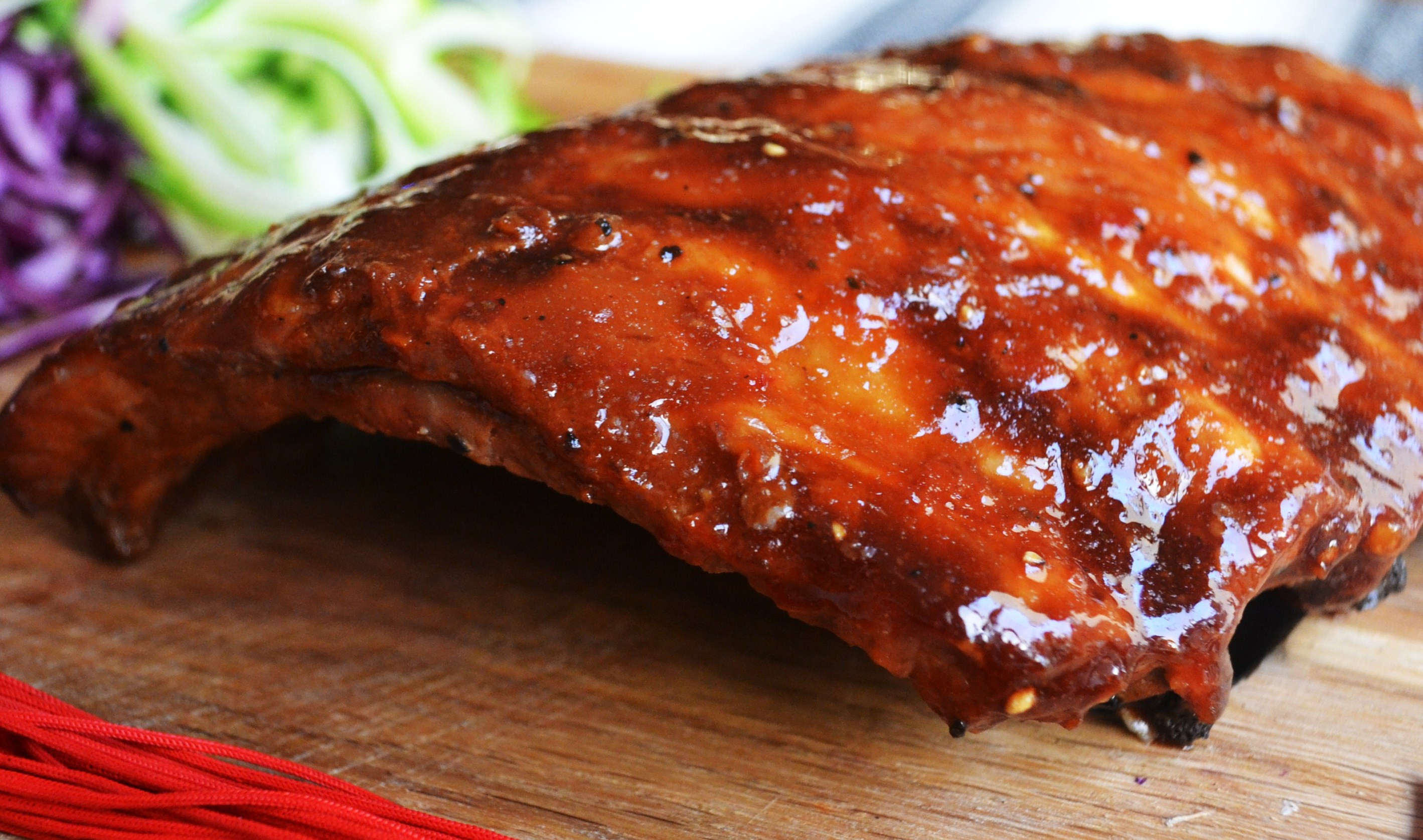 Chinese Pork Ribs  Chinese New Year Spicy Pork Ribs – The Bicycle Thief