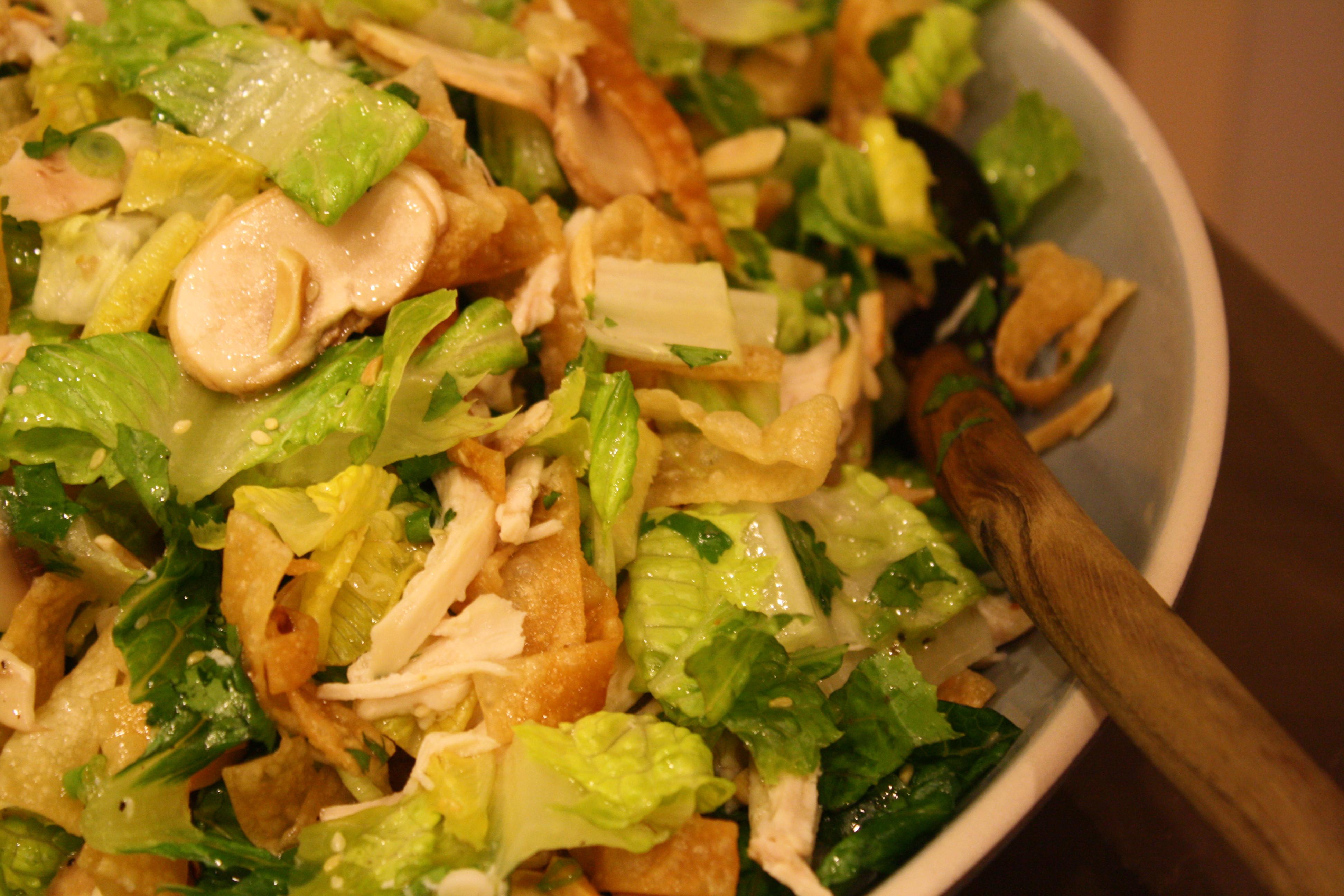 Chinese Salads Recipes  Chinese Chicken Salad