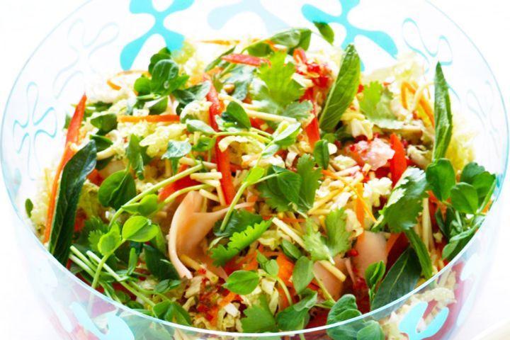 Chinese Salads Recipes  Crunchy Asian salad