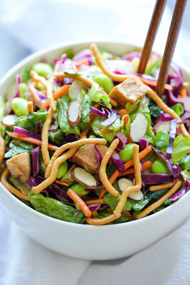 Chinese Salads Recipes  Salad Recipes That Make Eating Healthy A Breeze