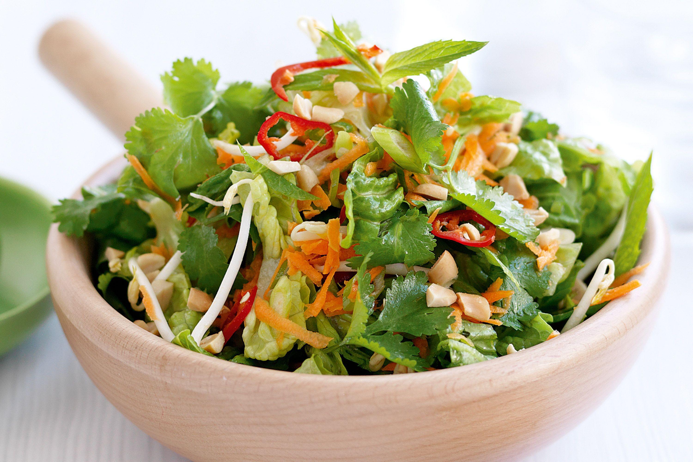 Chinese Salads Recipes  oriental salad