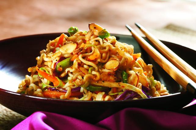 Chinese Salads Recipes  Crunchy Asian Salad Kraft Recipes