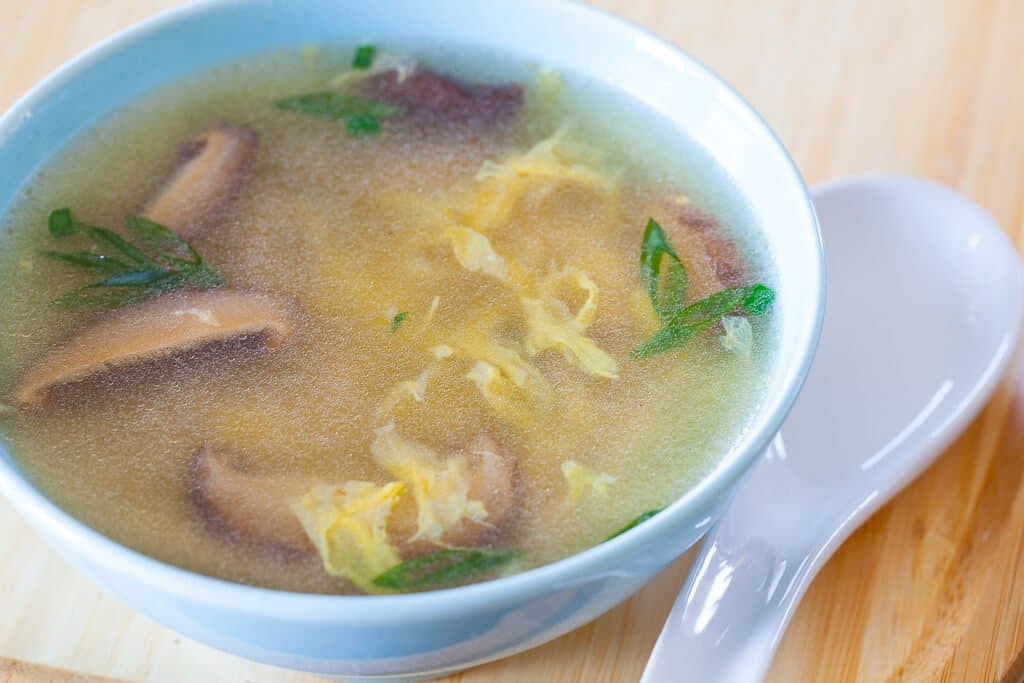 Chinese Soup Recipes  Chinese Egg Drop Soup Steamy Kitchen Recipes