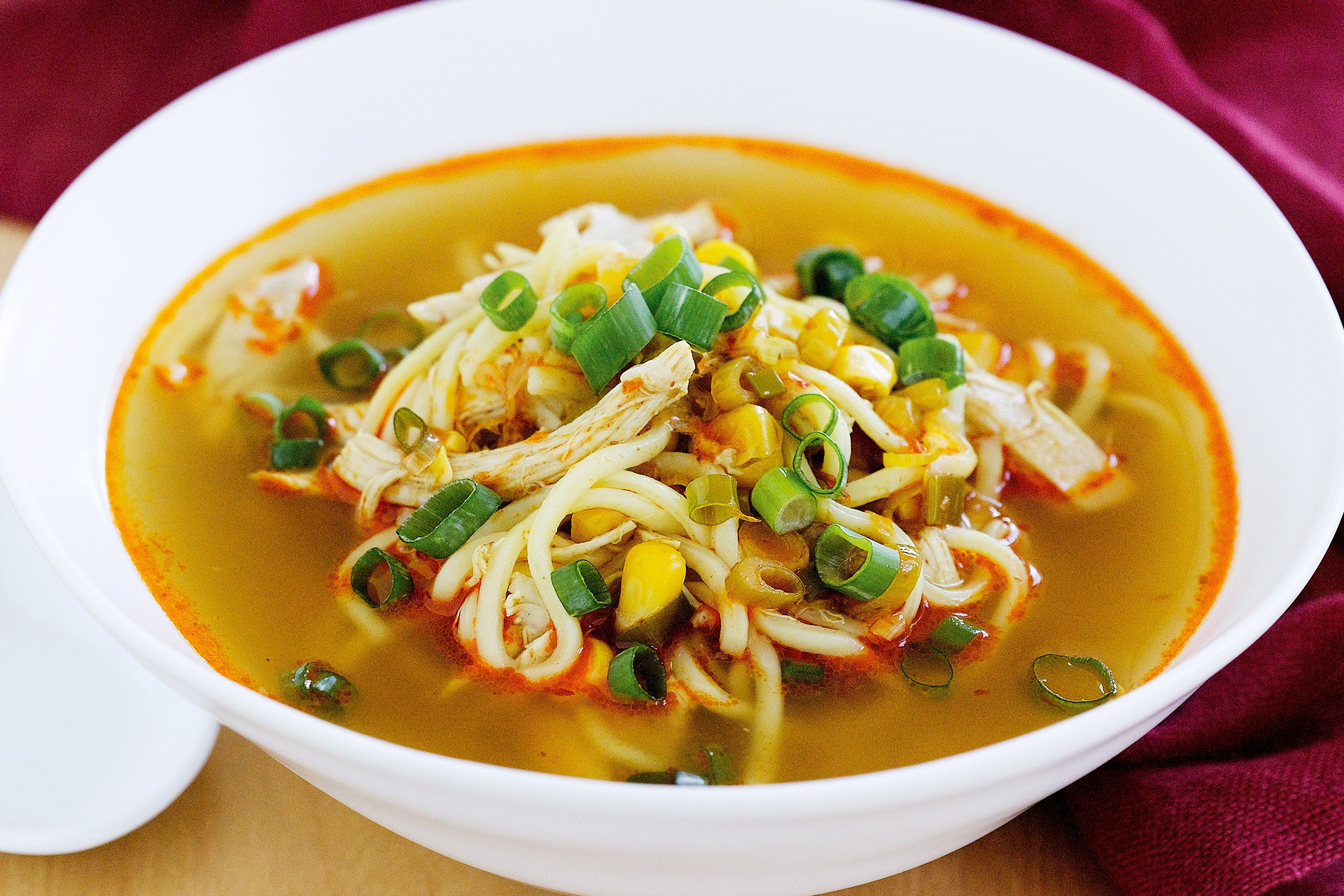 Chinese Soup Recipes  asian chicken soup