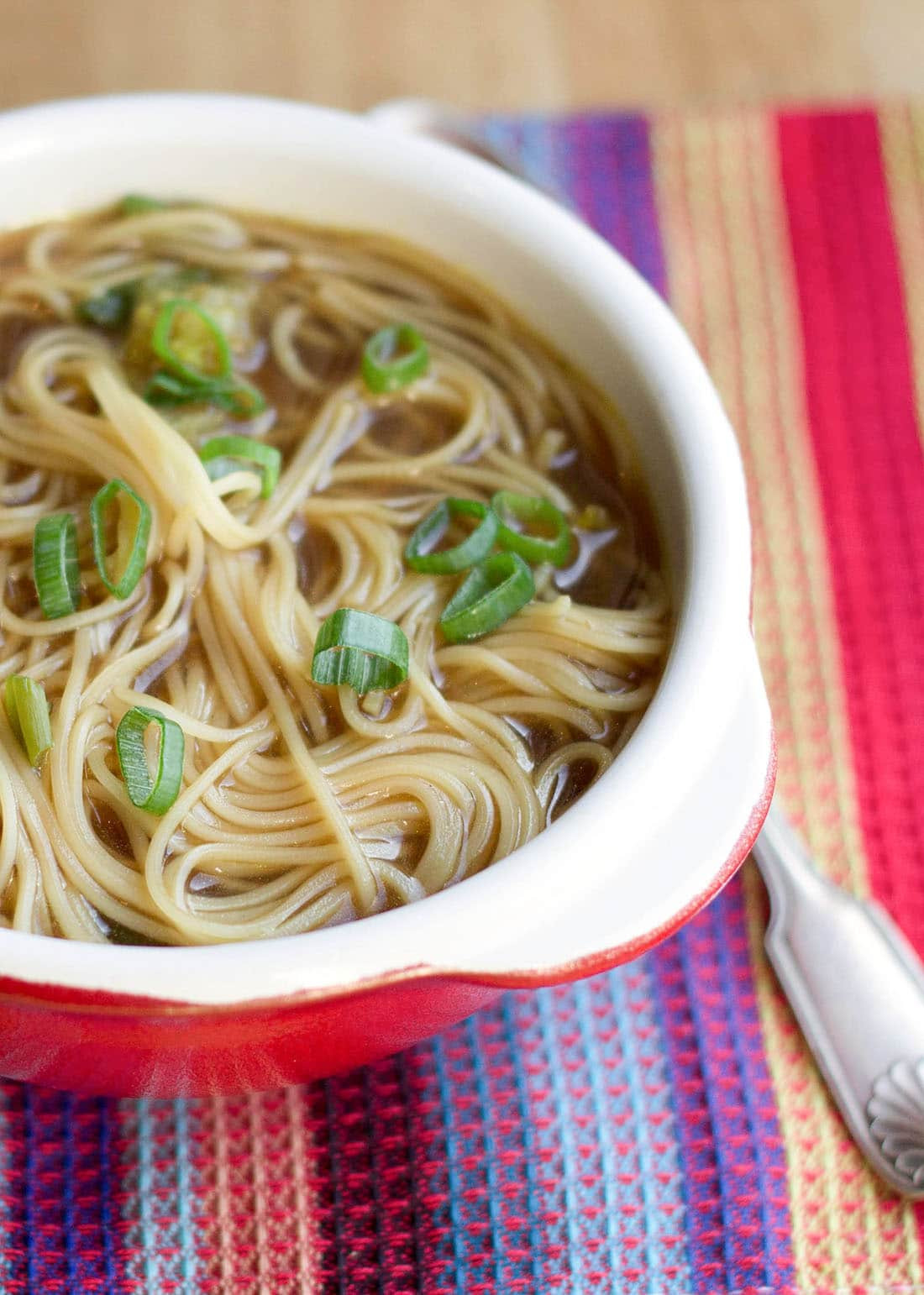 Chinese Soup Recipes  Quick & Easy Chinese Noodle Soup Erren s Kitchen