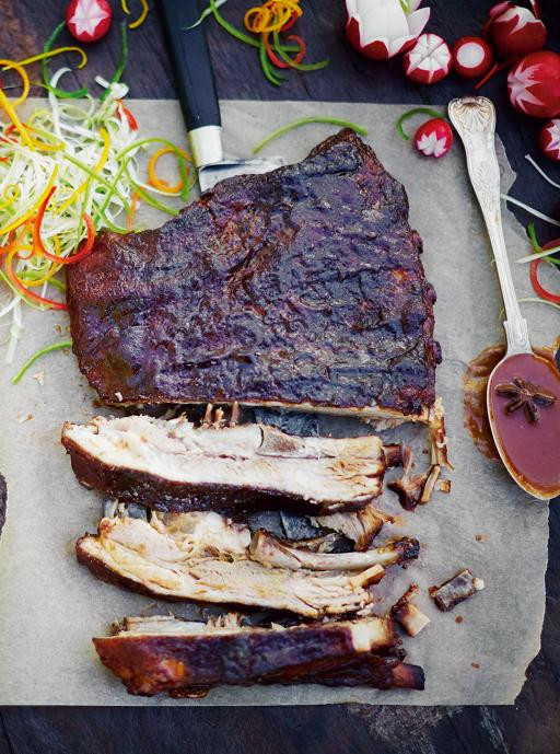 Chinese Spare Ribs Recipes  Sticky Chinese Ribs Pork Recipes